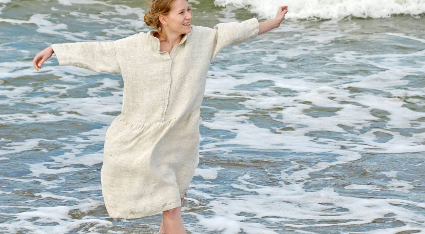 Lithuanian linen found popularity even among selective Japanese