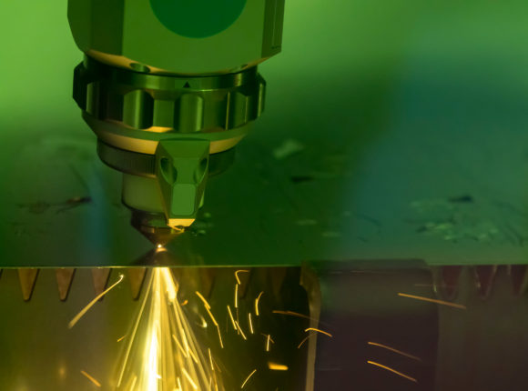 Electronic and laser industry