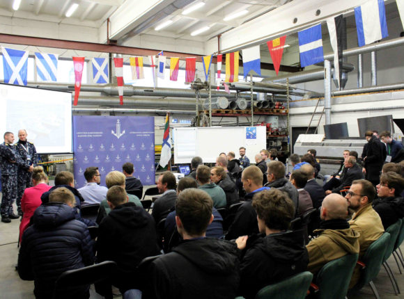Lithuanian Defence Technology Development Camp, DELTA NAVY Hackathon Results