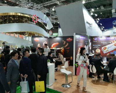 Lithuanian exporters conquer the Chinese market by participating at the exhibition China International Import Expo 2019