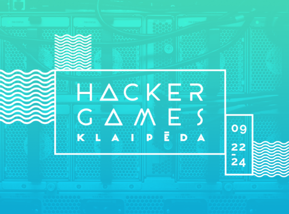 Klaipėda FEZ is partnering Hacker Games hackathon to build solutions for its companies